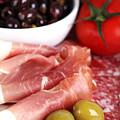Meat Platter  by Jane Rix