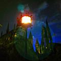 Medieval Night by David Lee Thompson