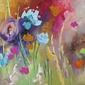 Meet Me In The Garden by Linda Monfort