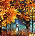 Melodies From The Past by Leonid Afremov