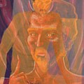 Mephistopheles And Faust The Deal Is Made by Thomas J Nixon