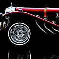 Mercedes Benz Ssk  by Bob Orsillo