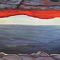 Mesa Arch  by Mackenzie Matthews