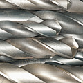 Metal Drill Bits by Shannon Fagan