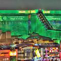 Mgm Grand Las Vegas by Nicholas  Grunas