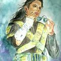 Michael Jackson - Dangerous Tour  by Nicole Wang