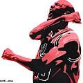 Michael Jordan by Michael Ringwalt