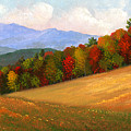 Mid Autumn by Frank Wilson