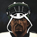 Mike Vick by L Cooper