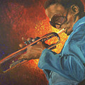 Miles by Bill Werle