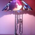 Miles Davis Lamp by Greg Gierlowski