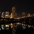 Minneapolis On The Mississippi by Kristin Elmquist