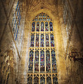 Minster Window by Svetlana Sewell