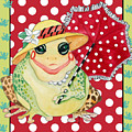 Miss Belle Frog by Kay Robinson