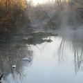 Misty Morning by Ralph Baginski