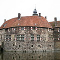 Moated Castle Vischering by Christiane Schulze Art And Photography