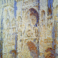 Monet: Rouen Cathedral by Granger