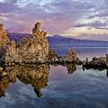 Mono Lake Sunset by Dave Dilli