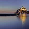 Mont Saint-michel, France by David Min