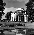 Monticello, Home Of Thomas Jefferson by Everett