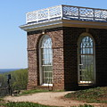 Monticello's Overlook by James and Vickie Rankin