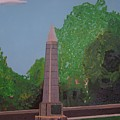 Monument Of The Revolutionary War Of 1776 by William Demboski