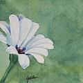 Mood Flower II by Gretchen Bjornson