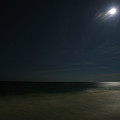 Moon Over The Gulf by James Jones