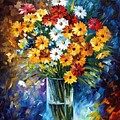 Morning Charm by Leonid Afremov