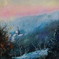 Morning Frost by Pol Ledent