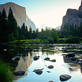 Morning Light On El Capitan by Idaho Scenic Images Linda Lantzy