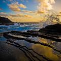 Morning On Oahu Hawaii by Jon Woodbury
