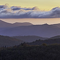 Morning On The Blue Ridge Parkway by Rob Travis
