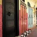Moroccan Doors by Fay Lawrence