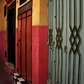 Moroccan Doors Ll by Fay Lawrence