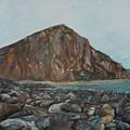 Morro Rock by Travis Day