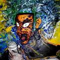 Moses Rap-part II-work In Progress by Kime Einhorn