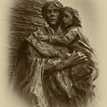 Mother And Child by Bill Cannon