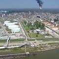 Motiva Petroleum Refinery Is Located by Everett