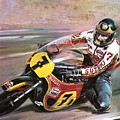 Motorcycle Racing by Graham Coton