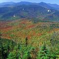 Mount Chocorua Foliage by John Burk