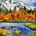 Mountain by Russ Harris