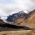 Mountains Clouds And Glaciers 2 by Larry Ricker