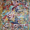 Movements In Love by Helene  Champaloux-Saraswati