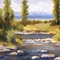 Moyie River by Dalas  Klein