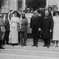 Mr. And Mrs. Winston Churchill by Everett