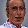 Mr. Garay Portrait by Reggie Duffie
