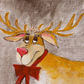 Mr Reindeer by Ruth Palmer