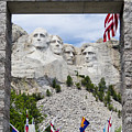 Mt Rushmore Entrance by Jon Berghoff
