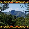 Mt Tamalpais Framed 1 by Ben Upham III